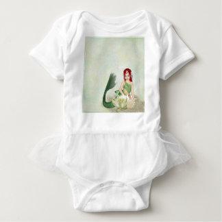 mermaid-1301877 baby strampler