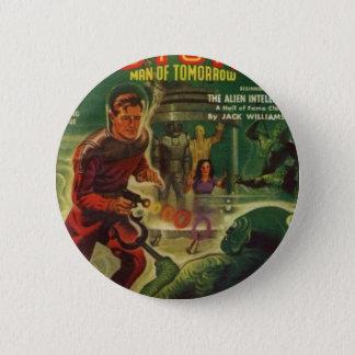 Mermen vom tiefen runder button 5,7 cm