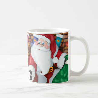 MERRY CHRISTMAS AND HAPPY NEW YEAR KAFFEETASSE