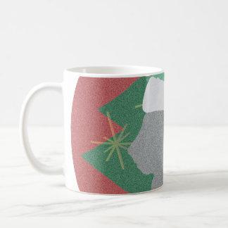 Merry Christmas Kaffeetasse