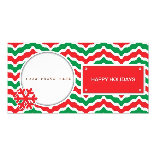 Merry Christmas photo Card Photocartes