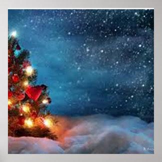 Merry Christmas Plakat