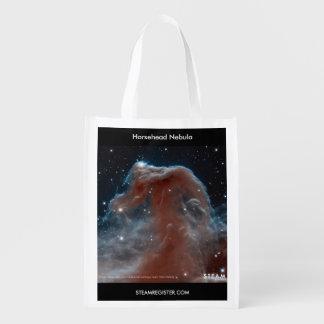 Merveilles cosmiques - sac réutilisable de sacs d'épicerie réutilisables