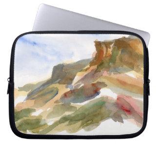 MESA-Aquarell-Landschaftslaptop-Hülse Laptop Sleeve