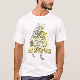 Messing zum Knochen T-Shirt