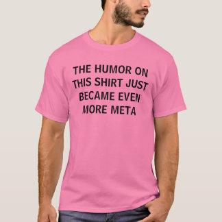 Meta- T-Shirt