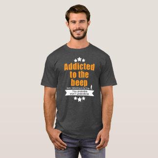 Metal die Entdeckung des T-Shirts, gewöhnt zum T-Shirt