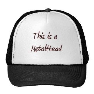 MetalHead Mütze