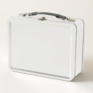 MetallBrotdose Metall Lunch Box