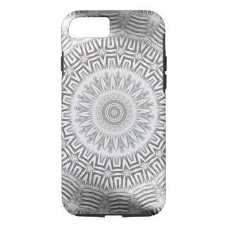 METALLelement Kaleido Muster iPhone 8/7 Hülle