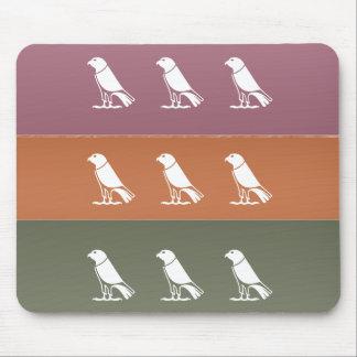 Metallende - Ozean-Strand BirdsofPray Mousepad