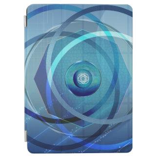 Metallische Blume - iPad Airabdeckung/-fall iPad Air Cover