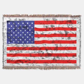 Metallischer Flagge-Entwurf 2 Decke