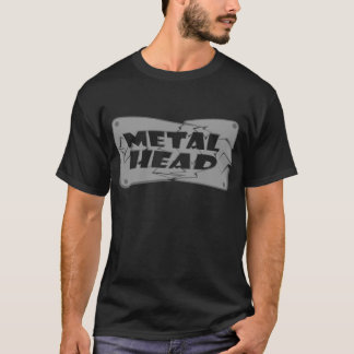 Metallkopf T-Shirt