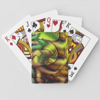 Metallköpfe Spielkarten