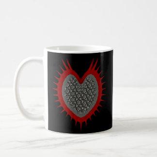 MetallLiebe Kaffeetasse