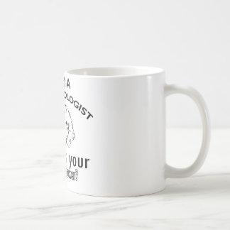 Meteorologeentwurf Kaffeetasse