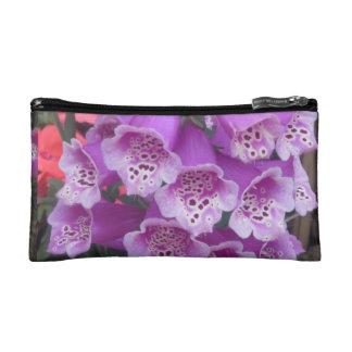 Mettez en sac pour DAME BUG FLOWERS de fondements Trousse De Maquillage