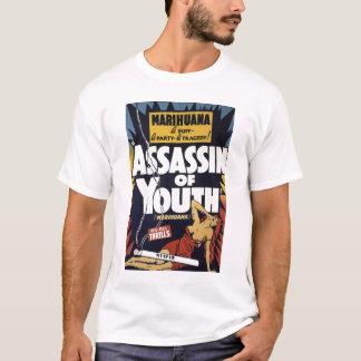 """""""Meuchelmörder von Jugend"""" T-Shirt"""
