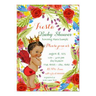 Mexikanische Fiesta-Babyparty 11,4 X 15,9 Cm Einladungskarte