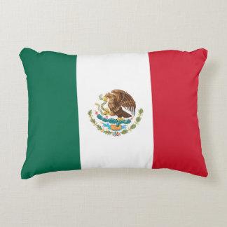 Mexikanische Flagge Tricolor lumbalen Kissens Deko Kissen