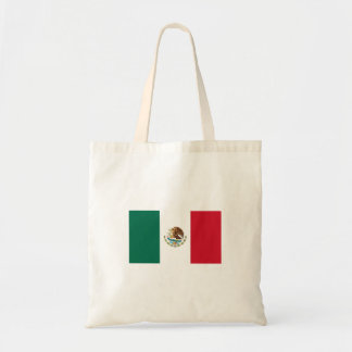 Mexikanische Flaggen-Taschen-Tasche Tragetasche