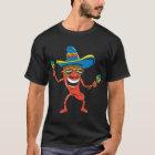 Mexikanischer Chili-Pfeffer T-Shirt