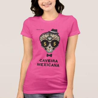 Mexikanischer Totenkopf T-Shirt