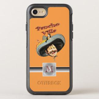 Mexikanisches allgemeines Revolutions-Monogramm OtterBox Symmetry iPhone 8/7 Hülle