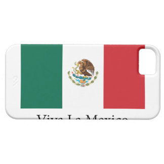 Mexikanisches Stolz Flagge Viva La Mexiko Barely There iPhone 5 Hülle