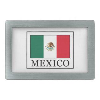Mexiko Rechteckige Gürtelschnallen