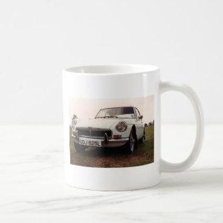 MGBGT Sport-Auto Kaffee Haferl