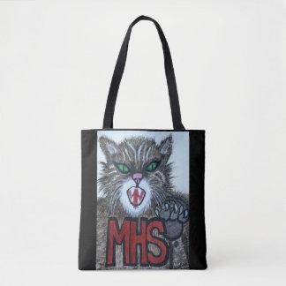 Mhs-Tasche von den künstlerischen Segenentwürfen Tasche
