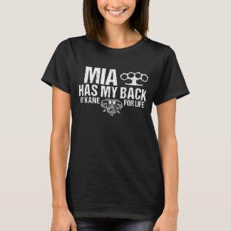 Mia hat meine Rückseite T-Shirt