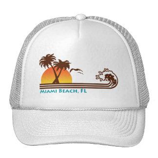 Miami Beach Retrokappe