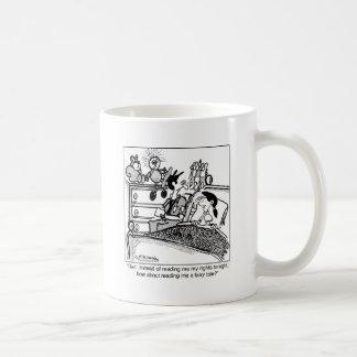 Mich gelesen Märchen, nicht meine Rechte Kaffeetasse