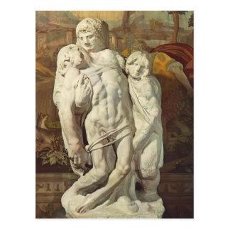 Michelangelo Palestrina Pieta Postkarte