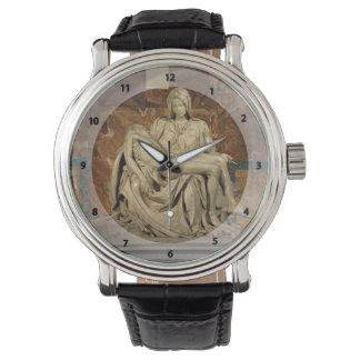 MichelangeloPieta Uhr