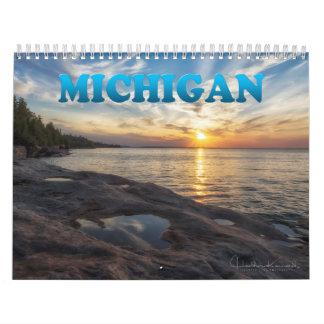 Michigan-Kalender 2017 Abreißkalender