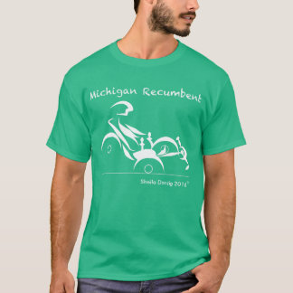 Michigan Recumbent Trikes T-Shirt