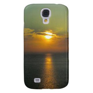 Michigan-Sonnenuntergangfall Galaxy S4 Hülle