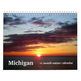 Michigannatur 2018 u. -landschaft kalender
