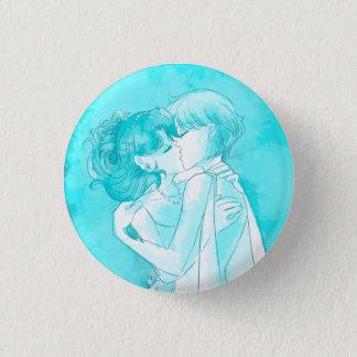Michiru u. Haruka - Hochzeits-Knopf Runder Button 2,5 Cm