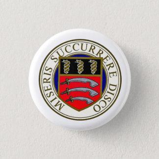 Middlesex-Krankenhaus-Knopf Runder Button 3,2 Cm