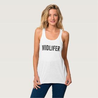 Midlifer (Trägershirt) Tank Top