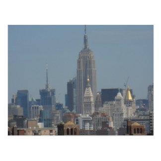 Midtown Manhattan New York City Postkarte
