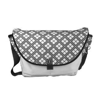 Miedasuki japanische Muster-Bote-Tasche B Kuriertaschen