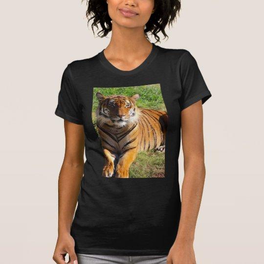 Mietmalaiischer Tiger T-Shirt