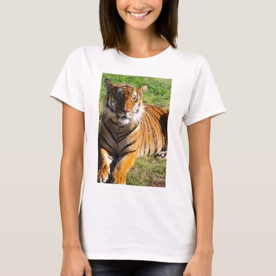 Mietmalaiischer Tiger T-Shirt