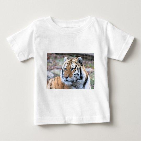 Mietstoic-königlicher bengalischer Tiger Baby T-shirt